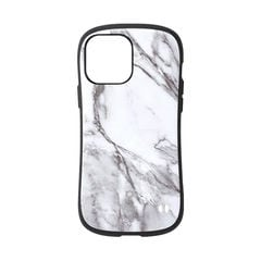 [iPhone 13 Pro Max専用]iFace First Class Marbleケース(ホワイト)
