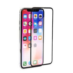 [iPhone 11 Pro/XS/X専用]PATCHWORKS ITG 3D Full Cover 3D対応液晶保護ガラスフィルム 0.33mm(ブラック)