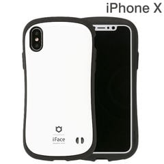 [iPhone XS/X専用]iFace First Class Standardケース(ホワイト)