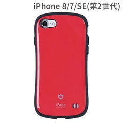 [iPhone 8/7/SE専用] SE第2世代 iphoneSE2 iFace アイフェイス iFace First Class Standardケース(レッド)