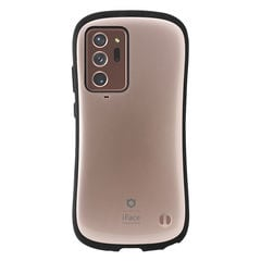 [Galaxy Note 20 Ultra 5G専用]iFace First Class Metallicケース(ローズゴールド)