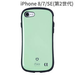 [iPhone 8/7専用]iFace First Class Standardケース(ミント)