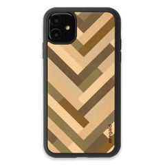 [iPhone 11専用]oregalo(オレガロ) × kibaco iPhone Case (Herringbone)