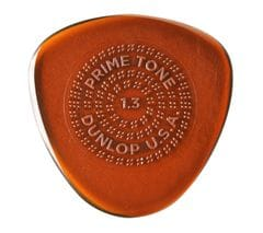 JIM DUNLOP Primetone Sculpted Plectra Semi-Round with Grip 514P 1.3mm ピック×3枚入り