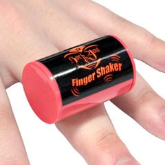 ROCK YOU FS-300 Bright Red Finger Shaker フィンガーシェイカー