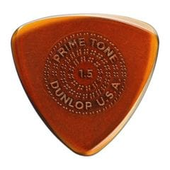JIM DUNLOP Primetone Sculpted Plectra Small Triangle with Grip 516P 1.5mm ギターピック×3枚入り
