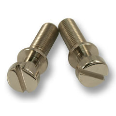 KLUSON STOP TAILPIECE STUDS BRASS Nickel テールピーススタッド