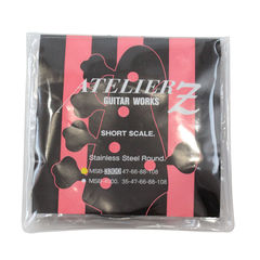 ATELIER Z BASS STRINGS STAINLESS SHORT SCALE STRINGS MSB-3300 ショートスケール ベース弦