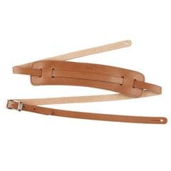 Fender Super Deluxe Vintage style Strap Natural ギターストラップ
