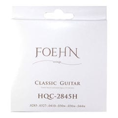 FOEHN HQC-2845H Classic Guitar Strings High Tension クラシックギター弦 ハイテンション
