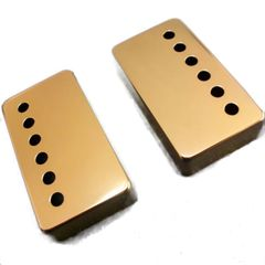 Montreux Inch size Nickel Silver cover set Gold (2) Retrovibe Parts No.1422 ピックアップカバー
