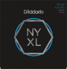 D'Addario NYXL1252W Light/Wound 3rd エレキ弦