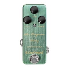 One Control Sea Turquoise Delay ディレイ エフェクター