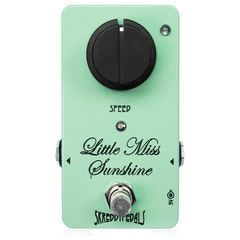 Skreddy Pedals Little Miss Sunshine フェイザー エフェクター