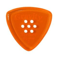 GRAVITY GUITAR PICKS Striker -Big Mini Multi-Hole- GSRB3PM 3.0mm Orange ギターピック