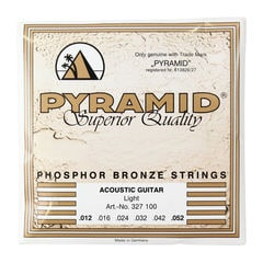 PYRAMID STRINGS AG phosphor Bronze 012-052 アコースティックギター弦