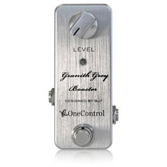One Control Granith Grey Booster ブースター