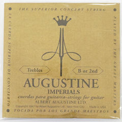 AUGUSTINE IMPERIAL 2nd 2弦 クラシックギター弦 バラ弦