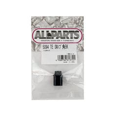 ALLPARTS KNOB 5094 Black Switch Knobs for Telecaster セレクターノブ