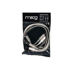 moog Mother-32 Cable Set 5 12 IN 12インチパッチケーブル 5本セット