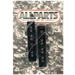 ALLPARTS PICKUP COVER 8236 Pickup covers for Jazz Bass ピックアップカバー