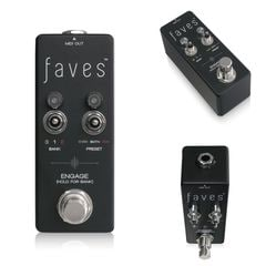 Chase Bliss Audio Faves MIDIコントローラー