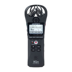 ZOOM H1n Handy Recorder ハンディーレコーダー