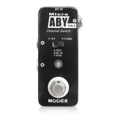 Mooer Micro ABY MkII エフェクター