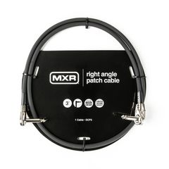 MXR DCP3 3FT(91cm) LL Patch Cable パッチケーブル