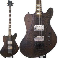 WARWICK CUSTOM SHOP Idolmaker Bass 4st Nirvana Black Transparent Satin エレキベース