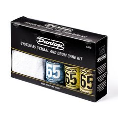 JIM DUNLOP 6400 Cymbal and Drum Care Kit ドラムクリーナー