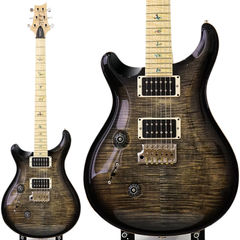 Paul Reed Smith(PRS) 2017 Custom 24 10Top Lefty Charcoal Burst エレキギター