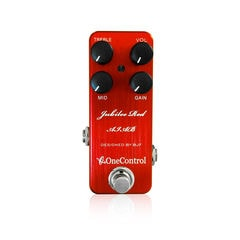 One Control Jubilee Red AIAB ディストーション ギターエフェクター