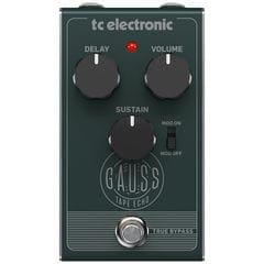 tc electronic GAUSS TAPE ECHO テープエコー エフェクター