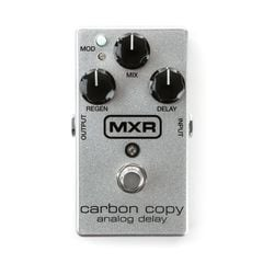 MXR M169A CARBON COPY ANALOG DELAY 10TH ANNIVERSARY EDITION ディレイ ギターエフェクター