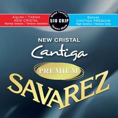 SAVAREZ 510 CRJP Mixed tension NEW CRISTAL / Cantiga PREMIUM クラシックギター弦