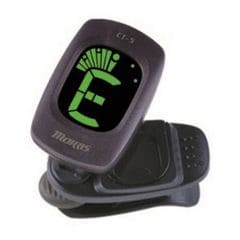 MORRIS CT-5 CLIP-ON CHROMATIC TUNER クリップチューナー