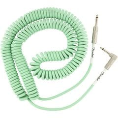 Fender Original Series Coil Cable SL 30' Surf Green ギターケーブル