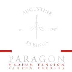AUGUSTINE PARAGON/RED SET MEDIUM TENSION クラシックギター弦