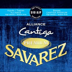 SAVAREZ 510 AJP High tension ALLIANCE / Cantiga PREMIUM クラシックギター弦