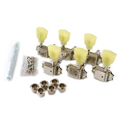 Montreux The Clone Tuning Machines for 59 LP Nickel No. 9214 ギターペグ