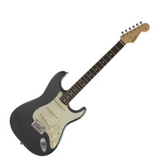 Fender Made in Japan Hybrid 60s Stratocaster RW Charcoal Frost Metallic エレキギター