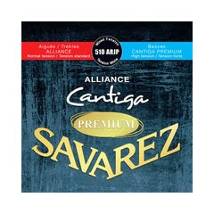 SAVAREZ 510 ARJP Mixed tension ALLIANCE / Cantiga PREMIUM クラシックギター弦