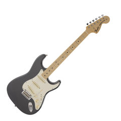Fender Made in Japan Hybrid 68 Stratocaster Charcoal Frost Metallic エレキギター