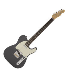 Fender Made in Japan Hybrid 60s Telecaster RW Charcoal Frost Metallic エレキギター