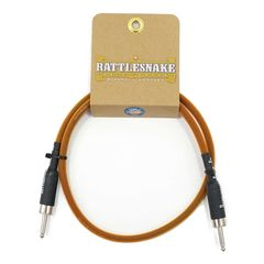 Rattlesnake Cable Speaker Cable Copper 90cm スピーカーケーブル