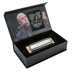 HOHNER BILLY JOEL SIGNATURE ブルースハープ