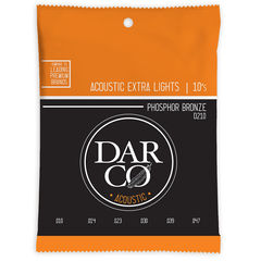 Darco D210 Acoustic Phospher Bronze Extra Light アコースティックギター弦
