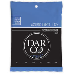 Darco D220 Acoustic Phospher Bronze Light アコースティックギター弦