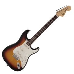 Fender Made in Japan Traditional Late 60s Stratocaster RW 3TS エレキギター